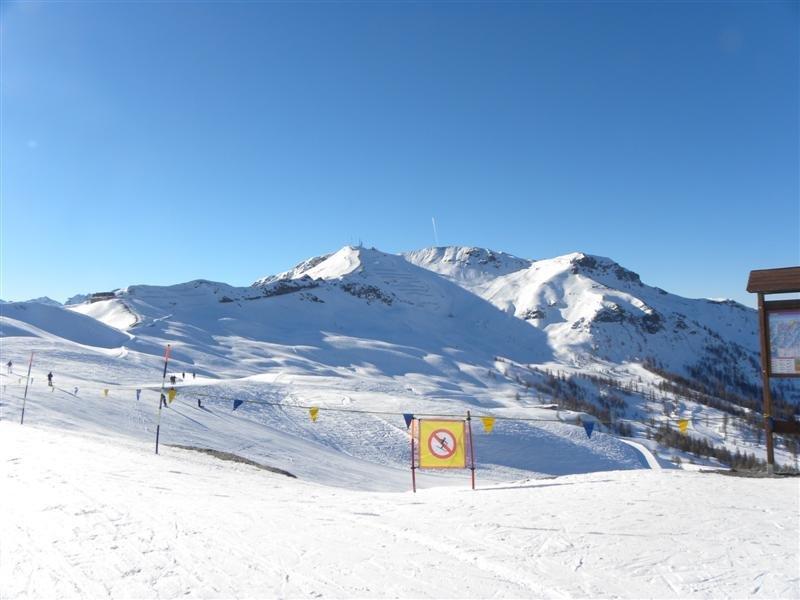Vista Monte Fraiteve desde Rocce Nere