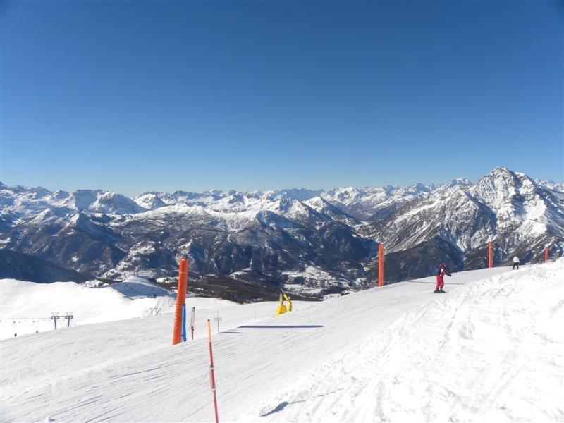 Monte Fraiteve mirant cap a Claviere