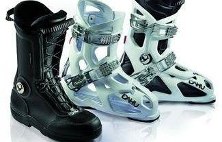 Dahu: Las botas con las que puedes esquiar y caminar cómodamente