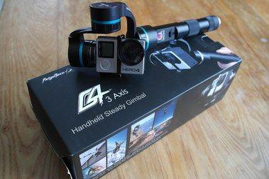 Feiyu G4, la revolución para tu GoPro