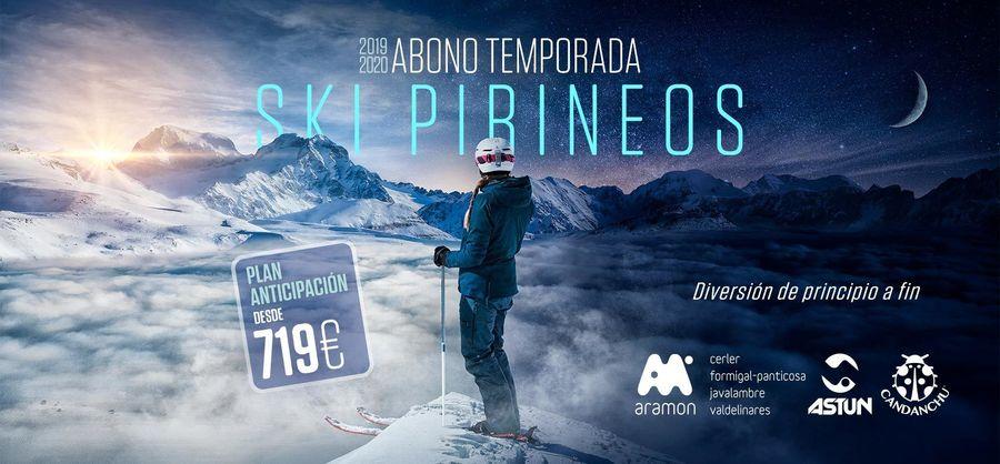 Ski Pirineos forfait