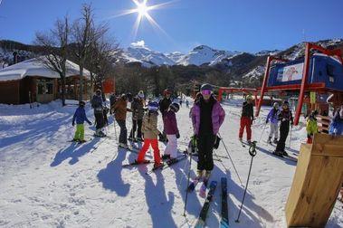 26 de Septiembre Nevados de Chillán cierra la temporada