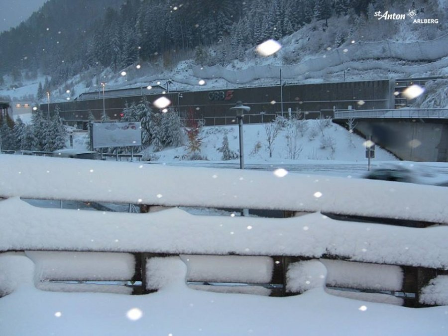 St Anton am Arlberg (Austria)