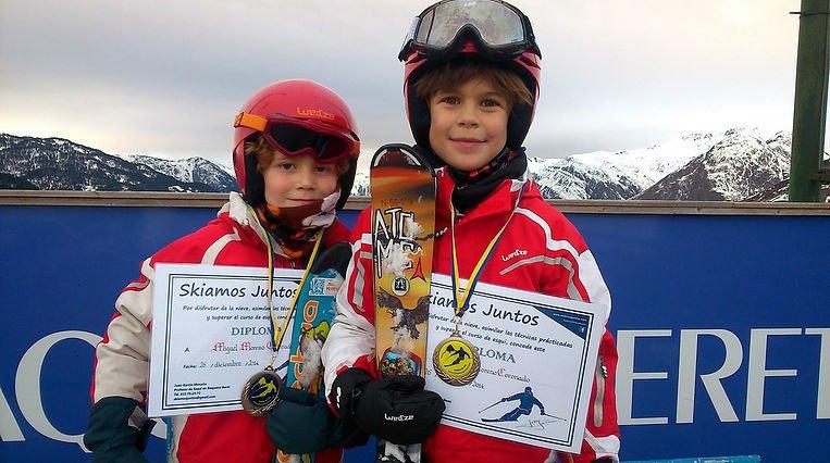 Clases de Esquí en Baqueira Beret