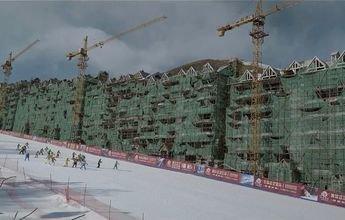 Las dos velocidades del desarrollo del esquí chino