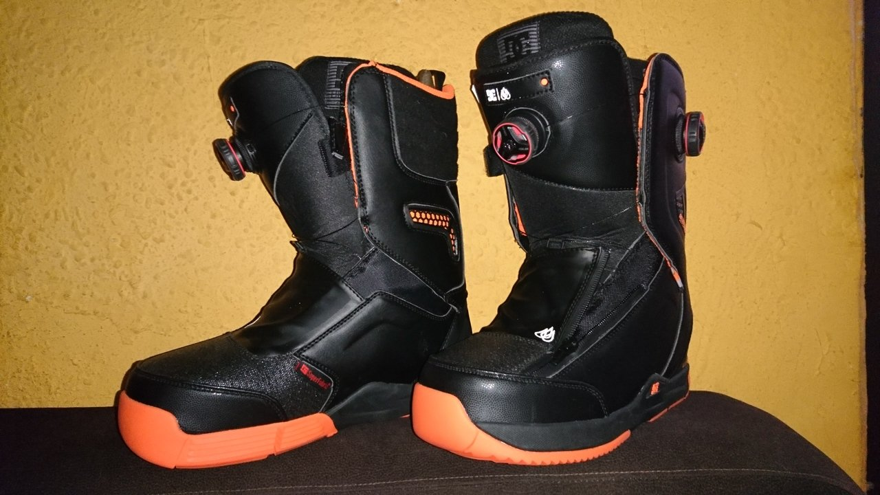 DC Travis Rice Boots