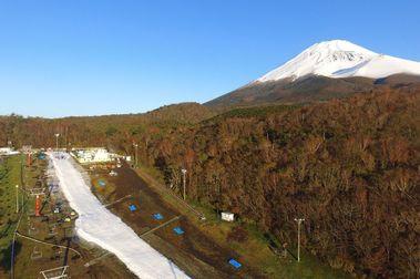Yeti Resort: 20 años consecutivos inaugurando la temporada en Japón