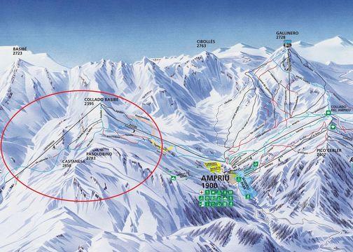 Cerler aumenta su área esquiable hasta los 80 kms