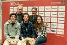 Presentada l'edició 2012 de l'Audi quattro cup