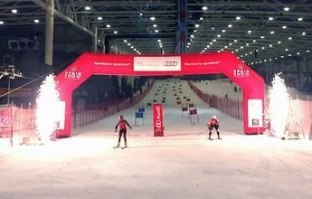 La RFEDI abre la Copa de España U16 en Madrid SnowZone