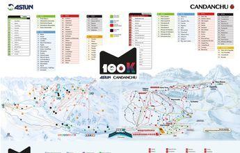 El nuevo dominio esquiable 100K arranca la temporada este viernes