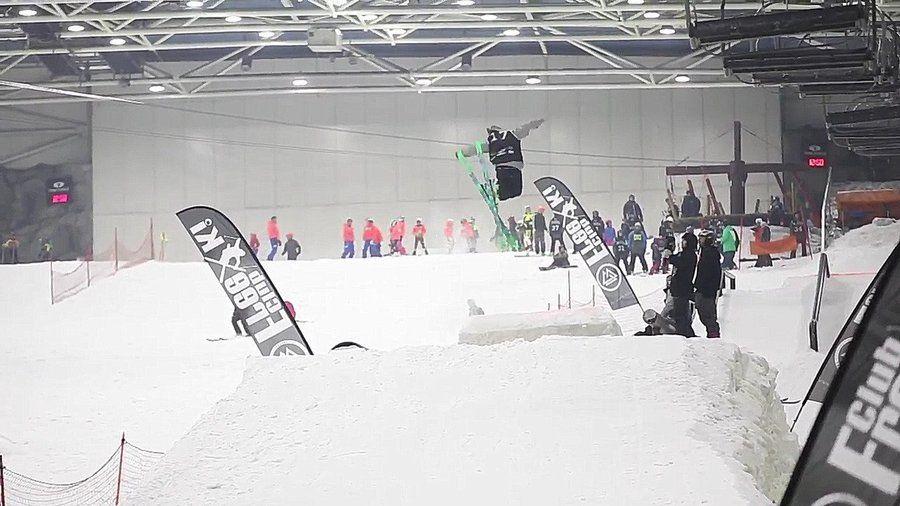 Revolution Freestyle Open 2017