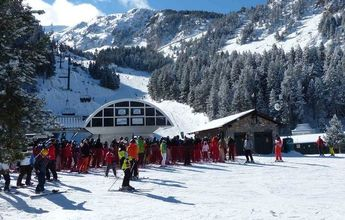 La Molina + Masella abre ya este sábado y con 67 km de pistas de esqui
