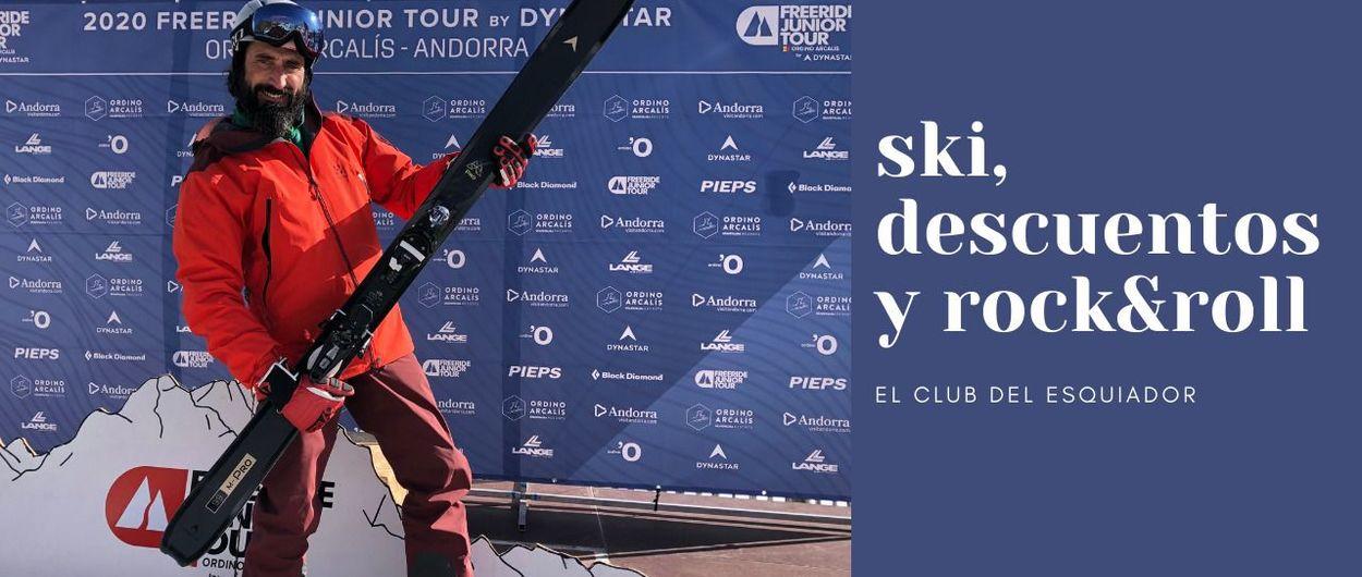 El club del esquiador