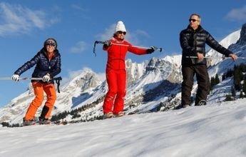 Apúntate al Tai Ski con Cathy Breyton y evita lesiones