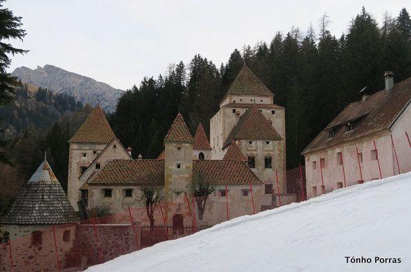 Dolomitas, paisajes de postal