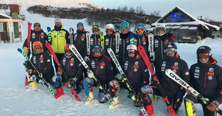 El CETDI Aragón finaliza el año 2017 con un balance muy positivo de las últimas semanas en Noruega