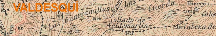 Cartela Valdesquí