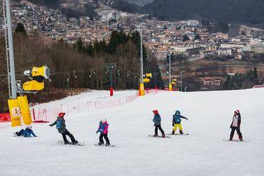 Bolbeno: una estación de esquí en Italia a una altura asombrosamente baja