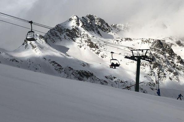 Arcalis y skimo por el Parque Natural del Valle de Sorteny