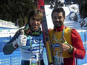 Jon Santacana y Miguel Galindo
