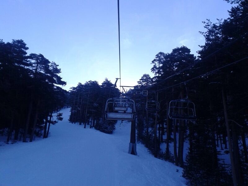 Navacerrada, Estación de esquí - Nevasport.com