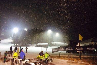 La temporada es corta, pero los días de ski pueden ser larguísimos!