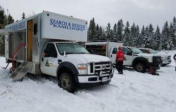 Utilizan drones para encontrar a siete personas perdidas en Sun Peaks