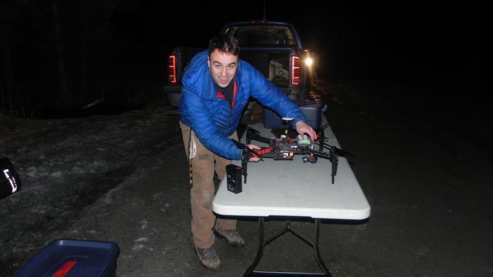 Drone en Kamloops