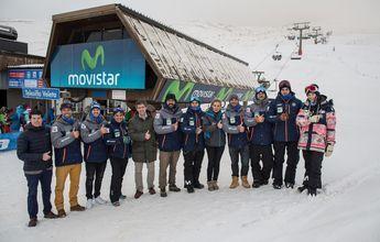 Sierra Nevada 2017 y la RFEDI logran el patrocinio de Movistar