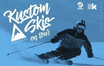 Test Tour de Kustom Skis 2017