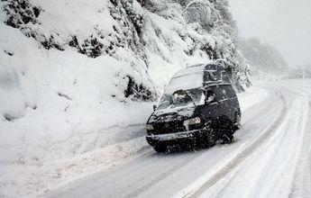 Vuelve el frío 'a lo bestia' y las nevadas abundantes