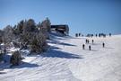 Les Angles hoy con 160 cm de nieve