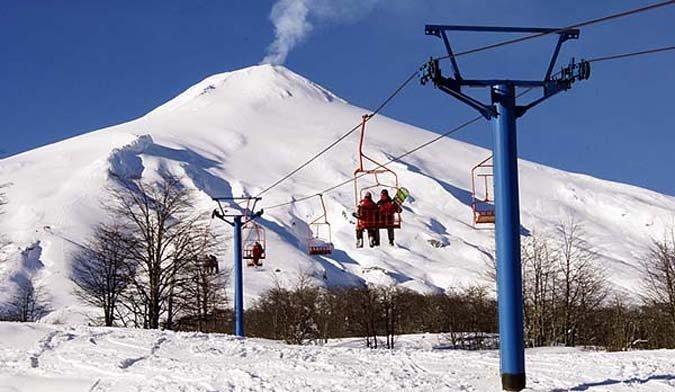 Centro de Ski Pucón prepara reapertura este 2016