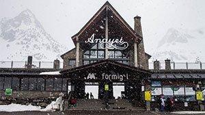 ¡Nieve fresca para un gran fin de semana en Aramón!