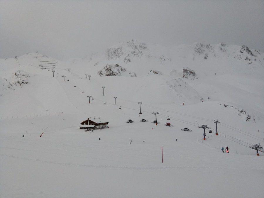 Ischgl, el gran tesoro de los Alpes.