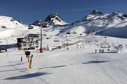 Ischgl, el gran tesoro de los Alpes