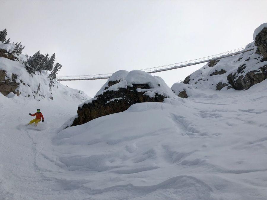 Canadá, Izei y la PowderHighway