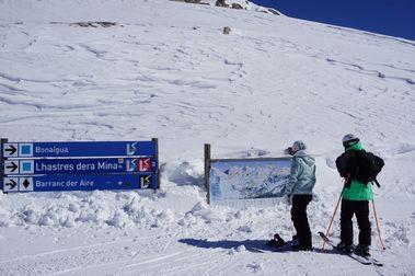 Baqueira amplía aún más sus kilómetros esquiables para Semana Santa