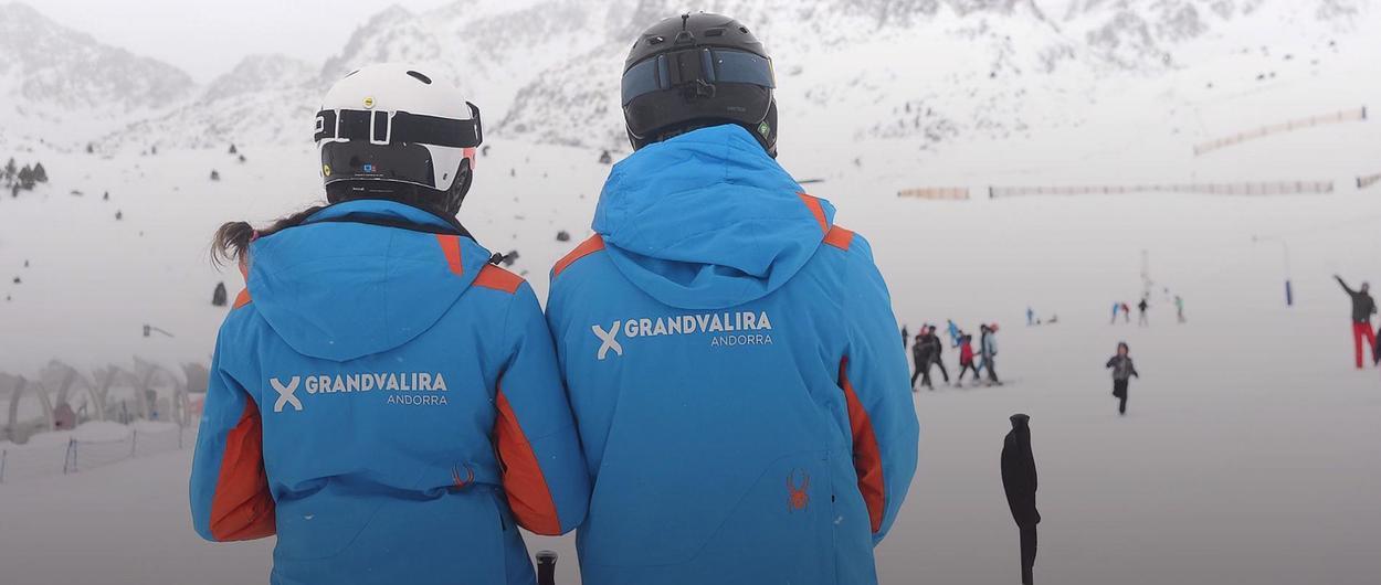 España rechaza temporeros del sector del esquí en Andorra para recoger fruta en el campo
