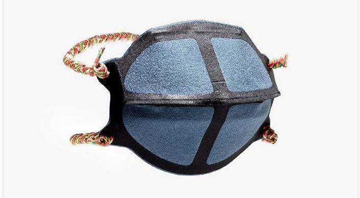 Máscara coronavirus de New Balance