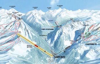 Malas noticias para el telecabina entre las estaciones de esquí de Luz y Cauterets