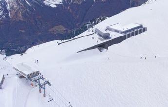 Un telecabina de 8 plazas conectará las pistas de esquí de Luz Ardiden y Cauterets