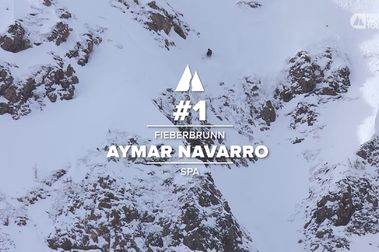 Aymar Navarro se lleva el mejor salto del Freeride World Tour 2021