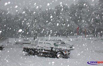 Más de 1 mt. de nieve podría acumularse en los próximos días