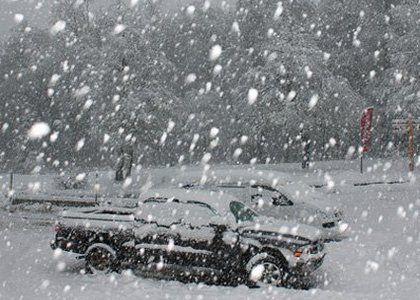 Se pronostica la caída de más de 2 mts. de nieve el fin de semana