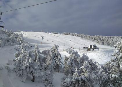 Manzaneda vende un 250% más de forfaits de esquí