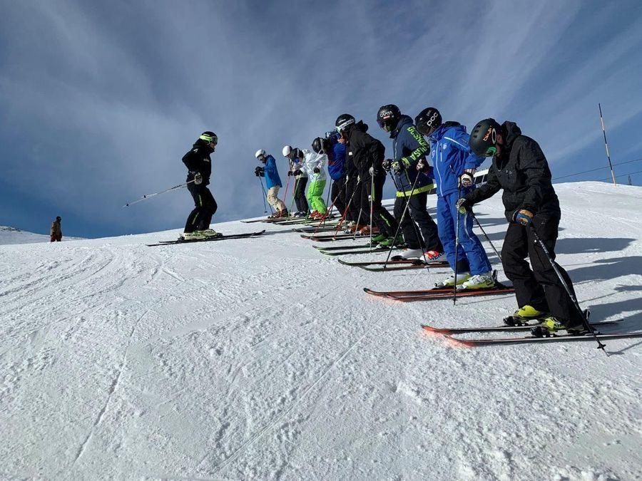 Formación de Técnicos deportivos en esquí