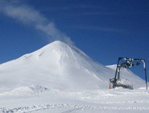 Centro de Esquí Antuco
