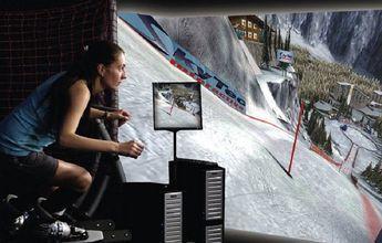 Todo listo para Esquiades SnowFun, la primera feria de nieve experiencial